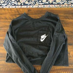 SOLD! Nike long sleeve shirt